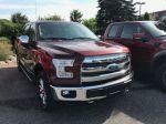 Opravdový pick up Ford F150 model 2017