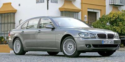 BMW 750 LI | Autopůjčovna Agile