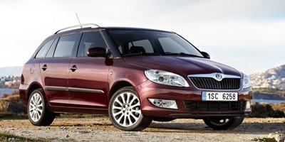Škoda Fabia kombi II 1.6 TDI (facelift) | Autopůjčovna Agile