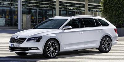 Škoda Superb kombi III 2.0 TDI | Autopůjčovna Agile