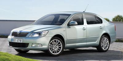 Škoda Octaviia II 1.6 TDI (facelift) | Autopůjčovna Agile