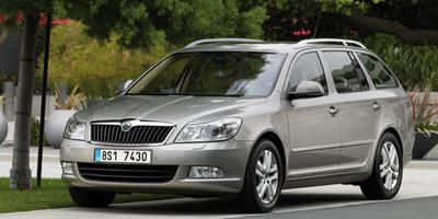 Škoda Octavia kombi II 1.6 TDI (facelift) | Autopůjčovna Agile