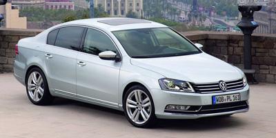 VW Passat 2.0 TDI Blumotion | Autopůjčovna Agile