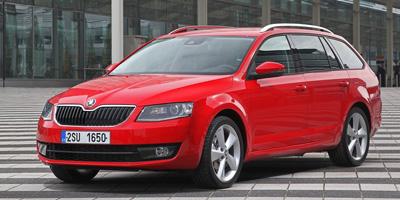 Škoda Octavia kombi III 1.6 TDI  | Autopůjčovna Agile
