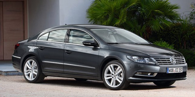 VW Passat CC 2.0 TDI | Autopůjčovna Agile