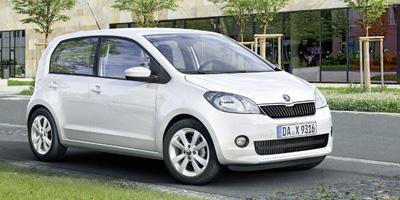 Škoda Citigo 1.0 CNG | Autopůjčovna Agile