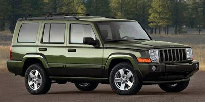 Jeep Commander 3.0 CRD | Autopůjčovna Agile