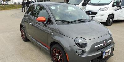 Fiat 500 E (elektromobil) | Autopůjčovna Agile