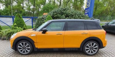 Mini Clubman | Autopůjčovna Agile